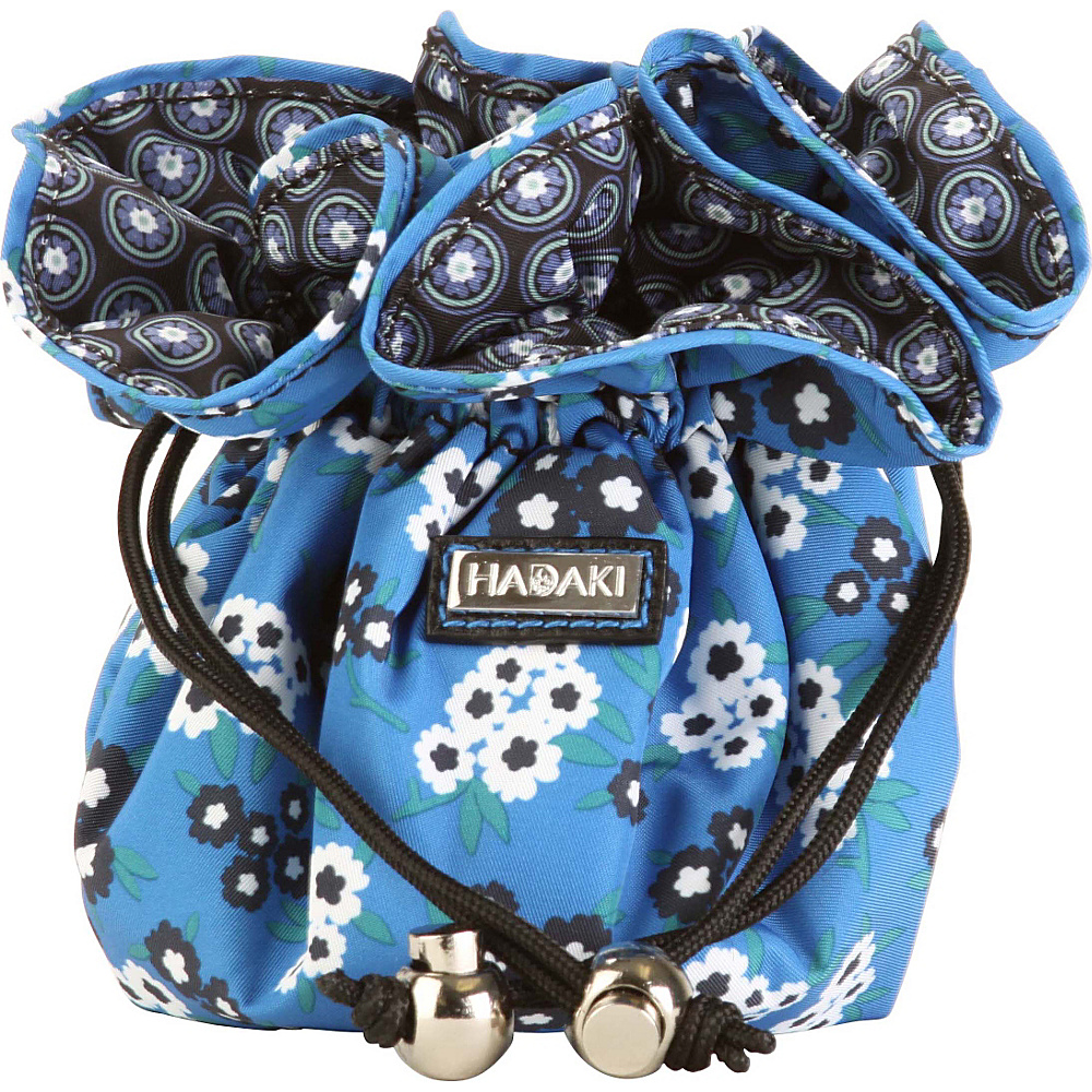 Hadaki Cotton Jewelry Sack Fantasia Floral - Hadaki Travel Organizers - Travel Accessories, Travel Organizers