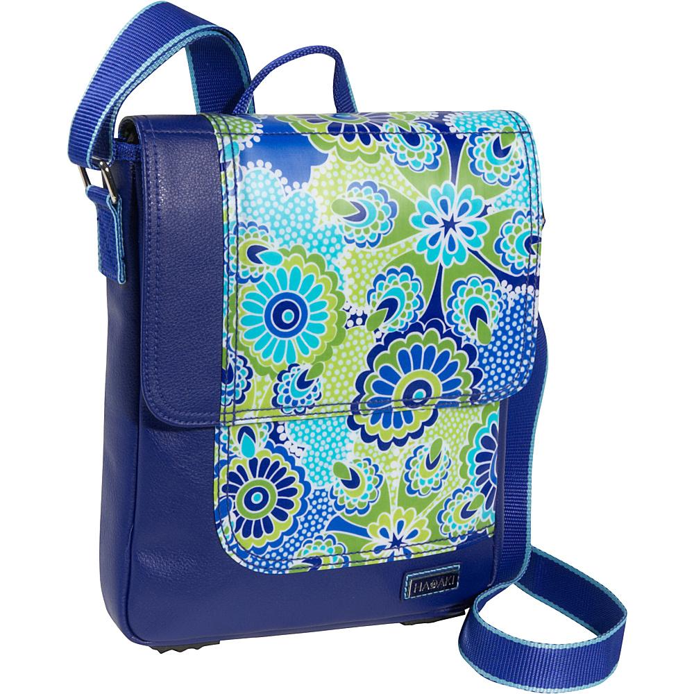 Hadaki On the Run iPad Messenger - Jazz Cobalt - Work Bags & Briefcases, Messenger Bags
