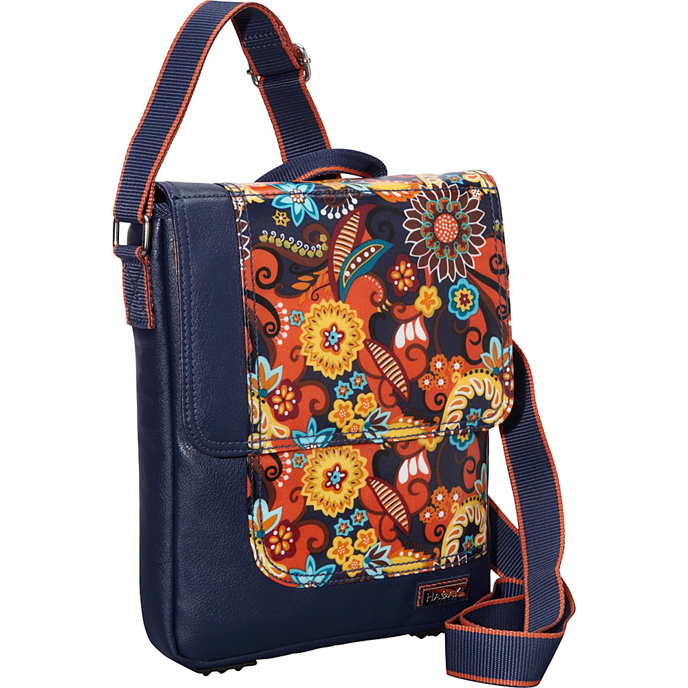 Hadaki On the Run iPad Messenger Arabesque - Hadaki Messenger Bags - Work Bags & Briefcases, Messenger Bags