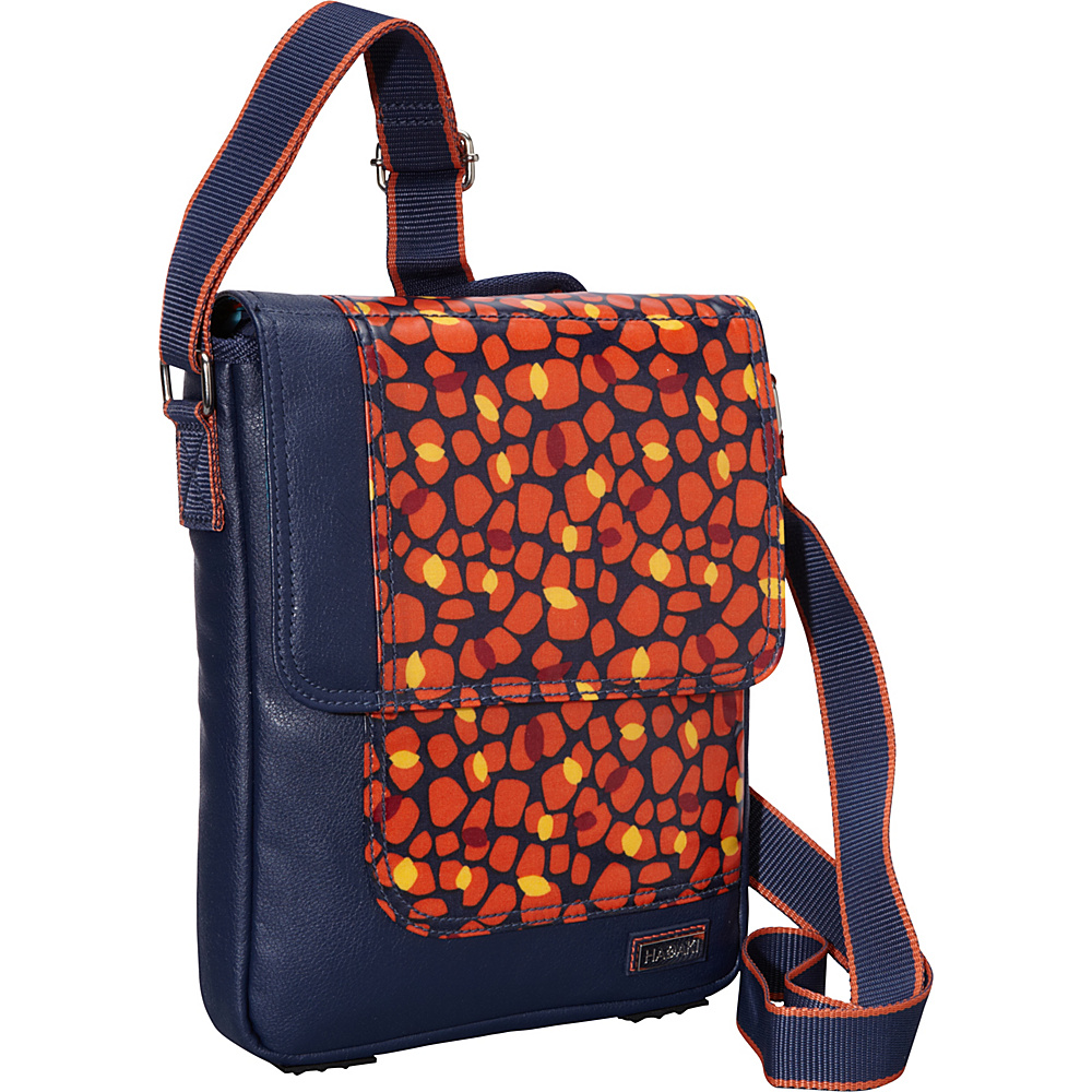 Hadaki On the Run iPad Messenger Arabesque Pebbles - Hadaki Messenger Bags - Work Bags & Briefcases, Messenger Bags