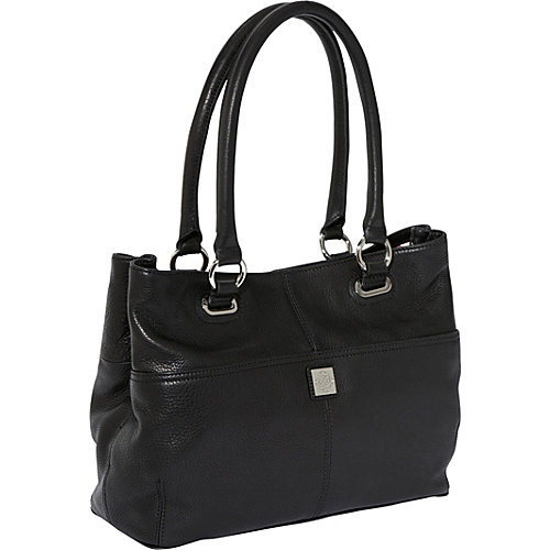 Piazza Bianca Shopper - Black