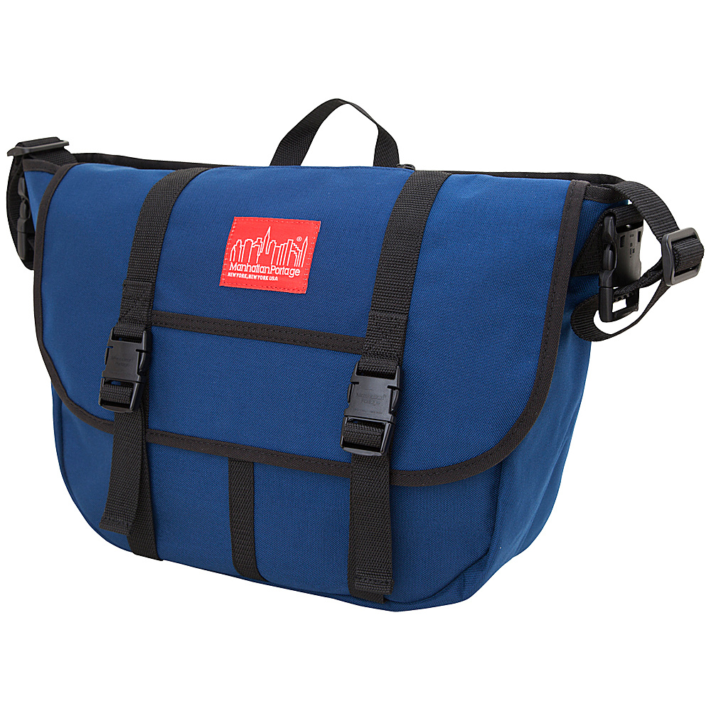 Manhattan Portage Diaper Messenger Bag - Navy - Handbags, Diaper Bags & Accessories