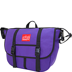 Diaper Messenger Bag Purple