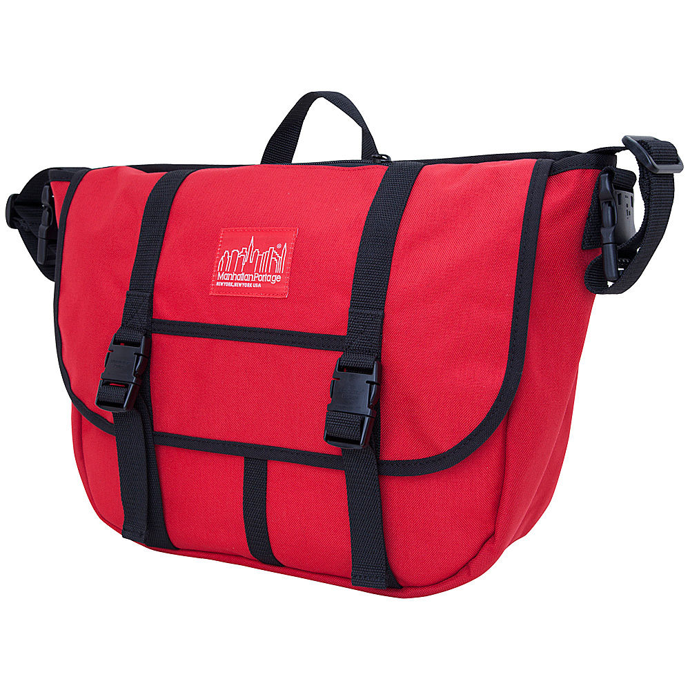 Manhattan Portage Diaper Messenger Bag - Red - Handbags, Diaper Bags & Accessories