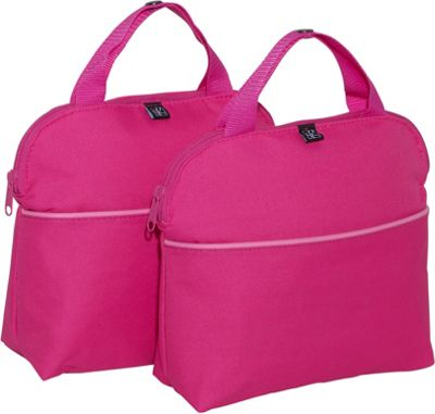 J.L. Childress J.L. Childress MaxiCOOL 4-Bottle Insulated Tote - Set