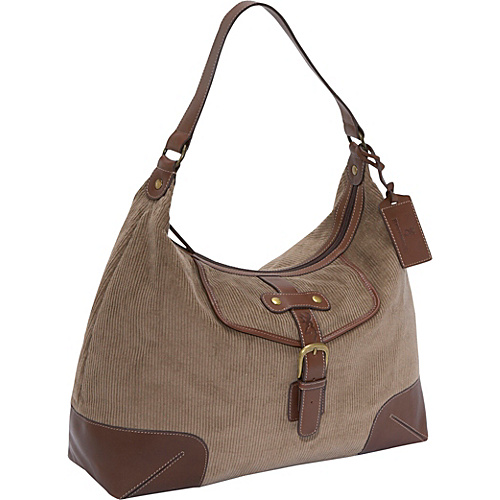 AmeriBag Browning Corduroy Hobo - Shoulder Bag