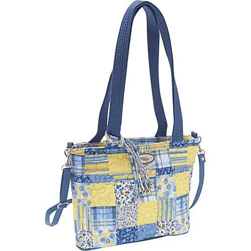 Donna Sharp Jenna Bag, Heather Patch - Tote