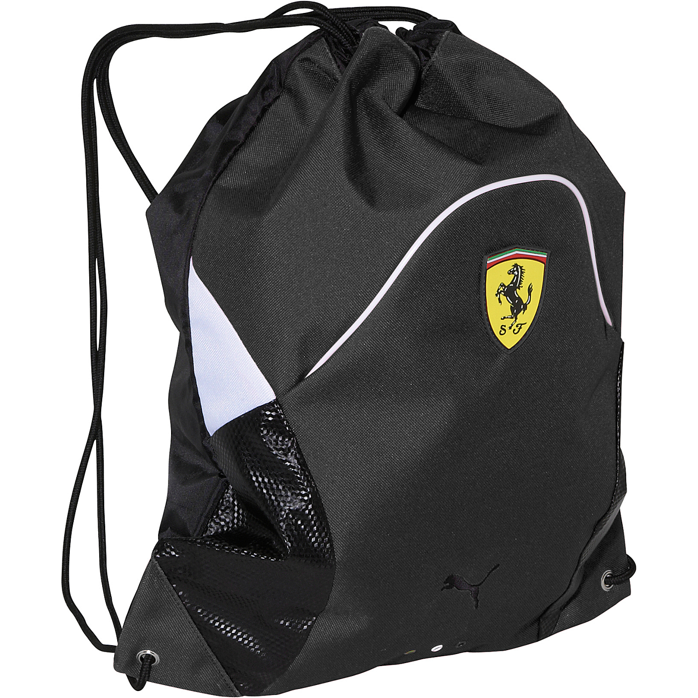 Puma Ferrari Replica Gym Sack on PopScreen d8322ba9c9b54