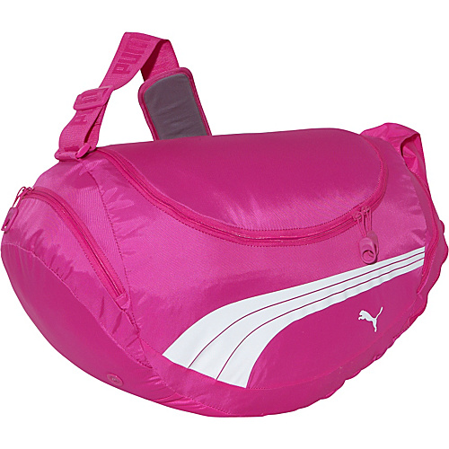 Puma Women's Freestyle Hobo Duffel - RASPBERRY