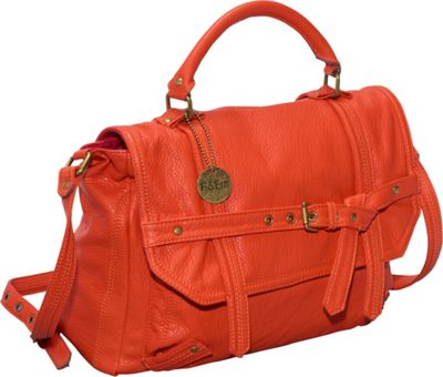 R&Em Washed Percy Top Handle Messenger