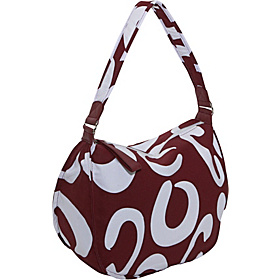 Style 93 Hobo Lunch Tote Brown