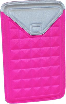 Nuo Molded Sleeve for Kindle Fire - Pink/Black