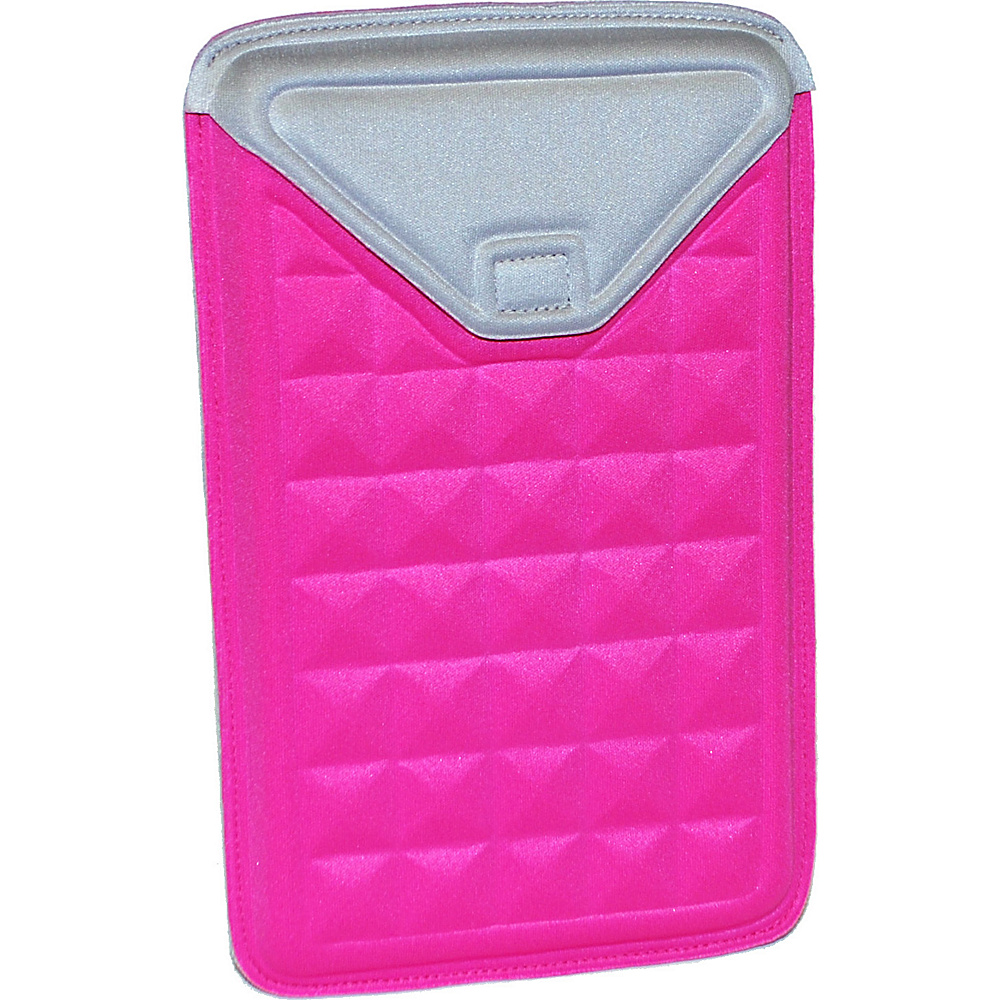 Nuo Molded Sleeve for Kindle Fire - Pink/Black - Technology, Electronic Cases
