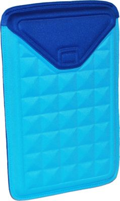Nuo Molded Sleeve for Kindle Fire - Turq Blue/Royal
