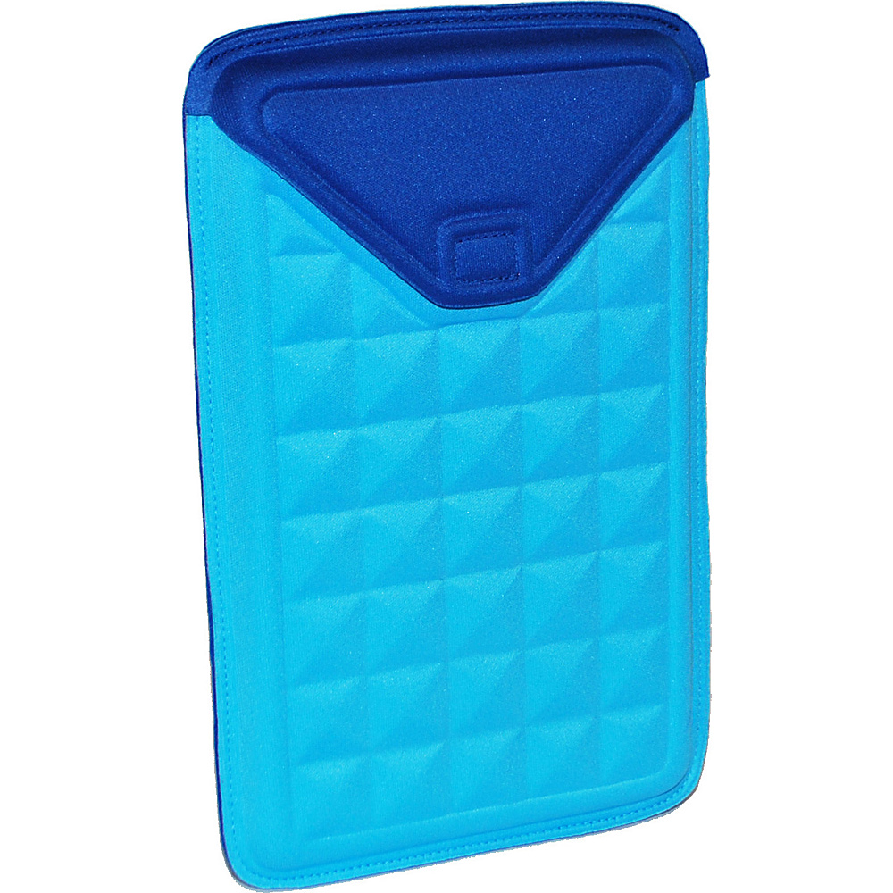 Nuo Molded Sleeve for Kindle Fire - Turq Blue/Royal - Technology, Electronic Cases