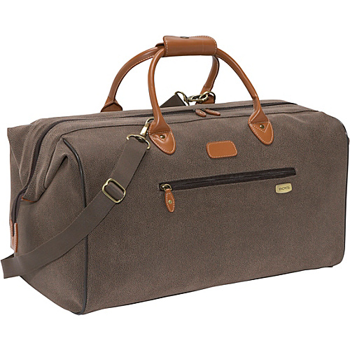 Boyt Edge Carpet Bag - Brown