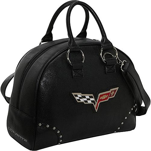 Ashley M Corvette C6 Series Large Satchel - Shoulder Bag