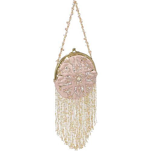 Moyna Handbags Evening Fringe Purse - Shoulder Bag
