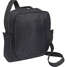 Metrosafe 300 GII Anti-Theft Laptop Bag Black