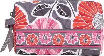 Vera Bradley Small Cosmetic Cheery Blossoms - Vera Bradley Ladies Cosmetic Bags