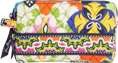 Vera Bradley Small Cosmetic Rio - Vera Bradley Ladies Cosmetic Bags