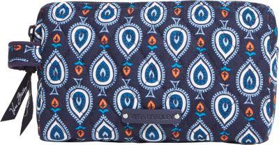 Vera Bradley Small Cosmetic Marrakesh Motifs - Vera Bradley Ladies Cosmetic Bags