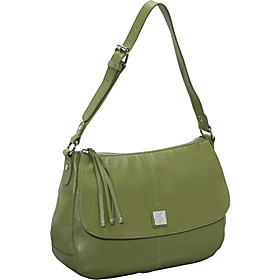 Sofia Shoulder Bag Olive Green