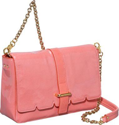 Orla Kiely Robin Scallop Flap Bag