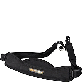 Anti-Theft Camera Shoulder Strap Black