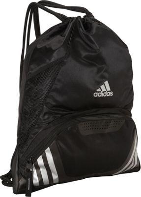 adidas Team Speed Sackpack Black - adidas Everyday Backpacks