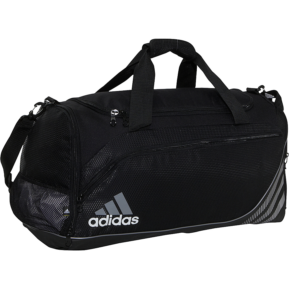 adidas Team Speed Duffel Medium - Black - Duffels, Gym Duffels