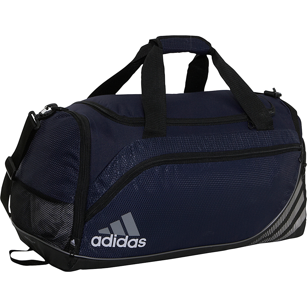 adidas Team Speed Duffel Medium Collegiate Navy - adidas Gym Duffels - Duffels, Gym Duffels