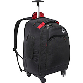 MVS Spinner Backpack Black