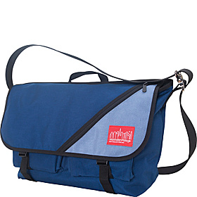 Laptop Sputnik 2.0 Messenger Bag Navy, Periwinkle