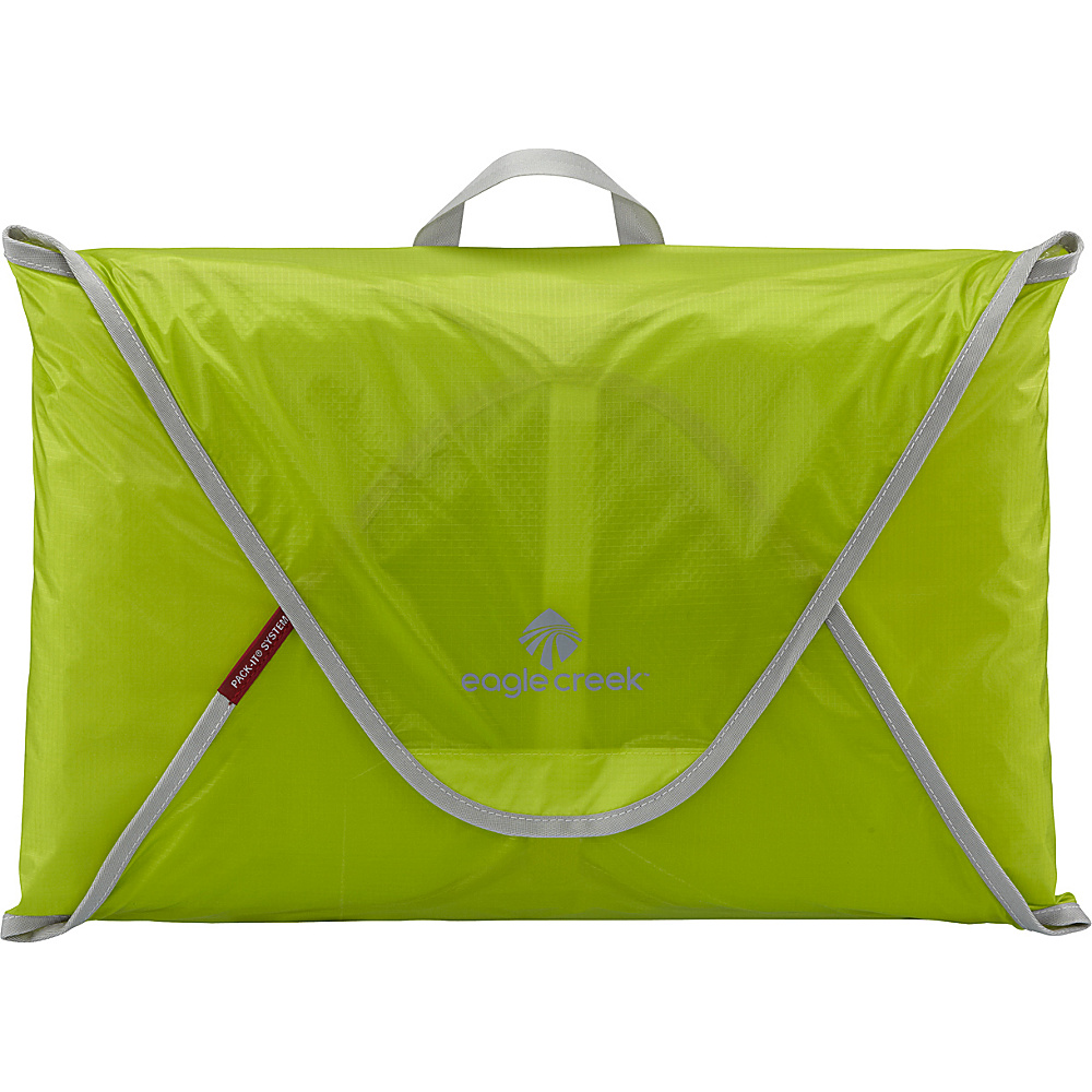 Eagle Creek Pack-It Specter Garment Folder Strobe Green - Eagle Creek Travel Organizers - Travel Accessories, Travel Organizers