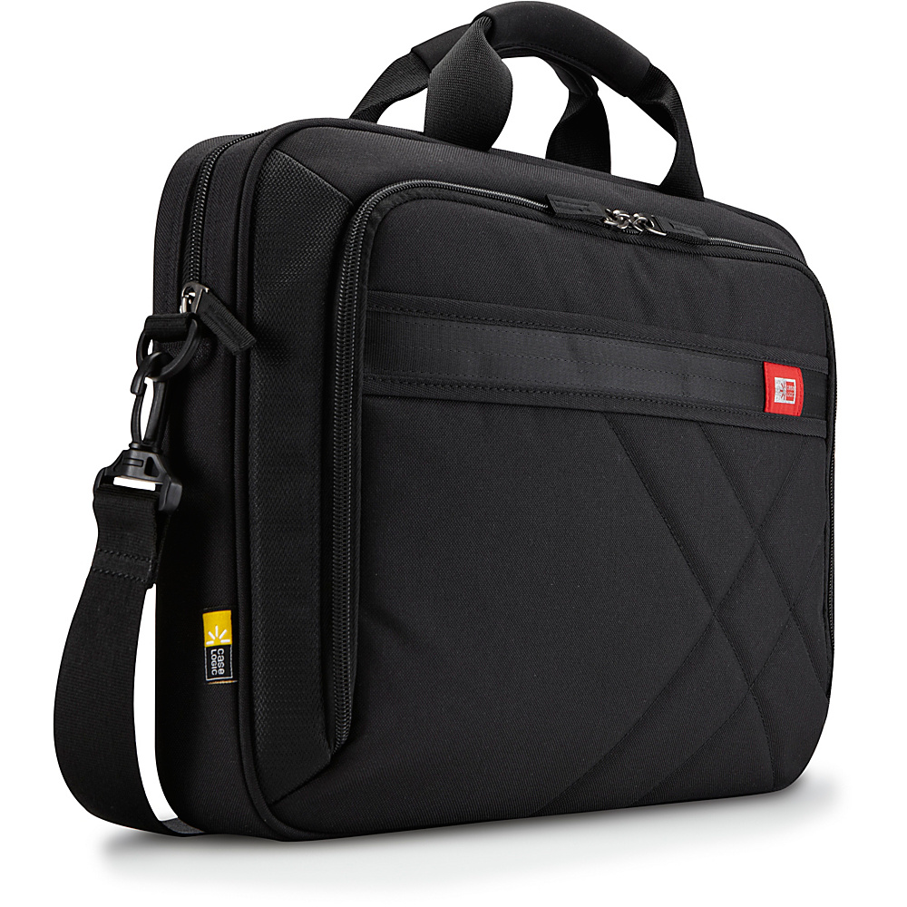 "Case Logic 17.3"" Laptop and Tablet Case Black - Case Logic Non-Wheeled Business Cases"