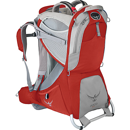 Osprey Poco Plus Child Carrier Romping Red - Osprey Baby Carriers & Strollers