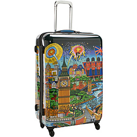 London Lights 30'' Spinner Case London Lights