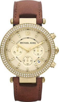 Michael Kors Watches Parker - Brown