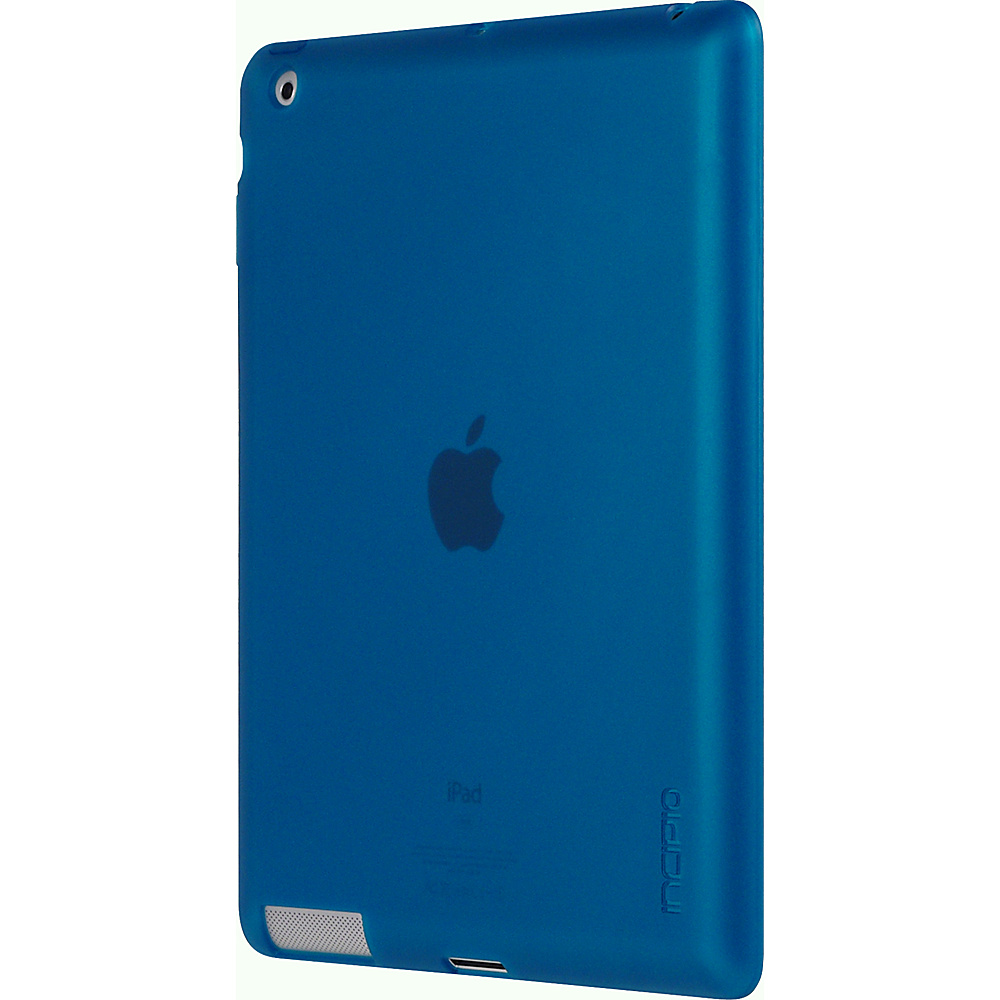 Incipio NGP for new iPad Translucent Turquoise - Incipio Electronic Cases - Technology, Electronic Cases