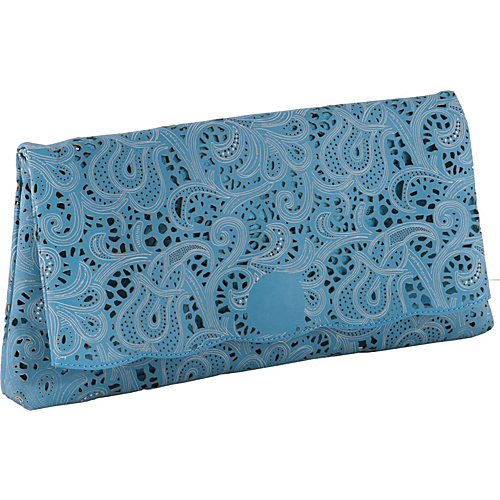 Jesselli Couture BUCO Lace Clutch