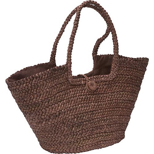 San Diego Hat Cornhusk Beach Bag - Shoulder Bag
