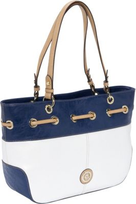 AK Anne Klein Anchors Away Medium Tote