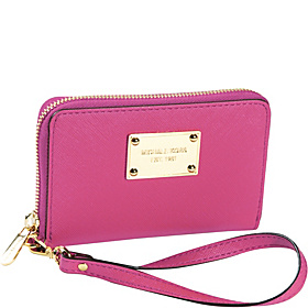 Electronics Multi Function Phone Wristlet Zinnia