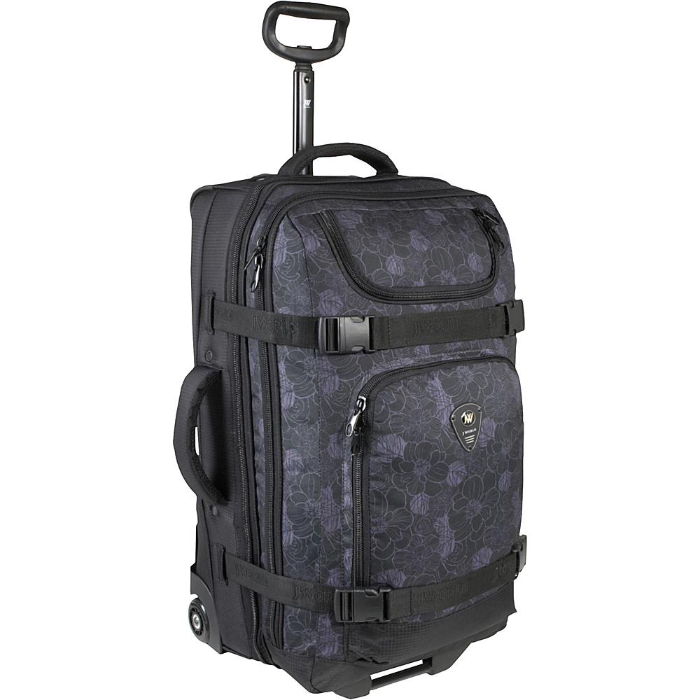 J World Vinewood 25 Wheeled Duffle - Hawaii - Luggage, Rolling Duffels