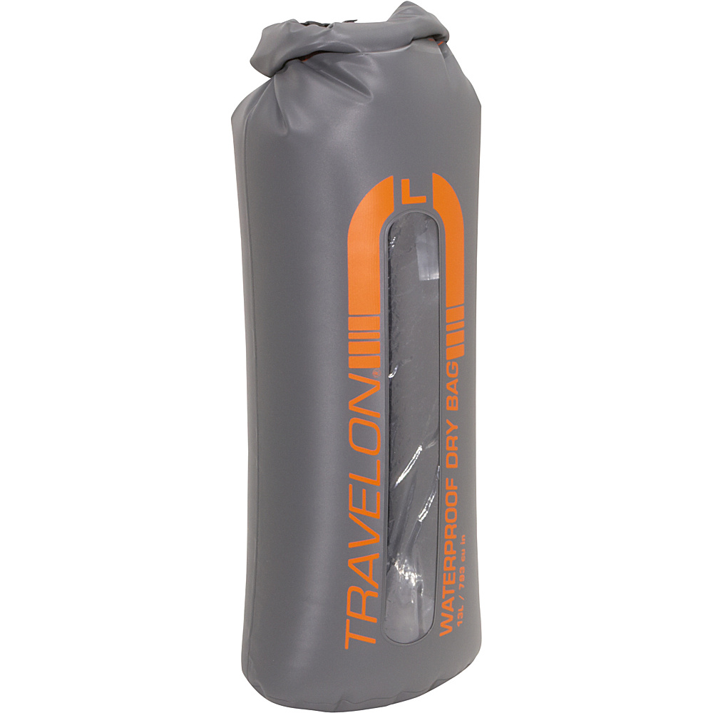 Travelon Self Seal Dry Bag - Large - Orange - Sports, Other Sports Bags