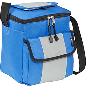 Cooler Bag - Medium Royal Blue Gray