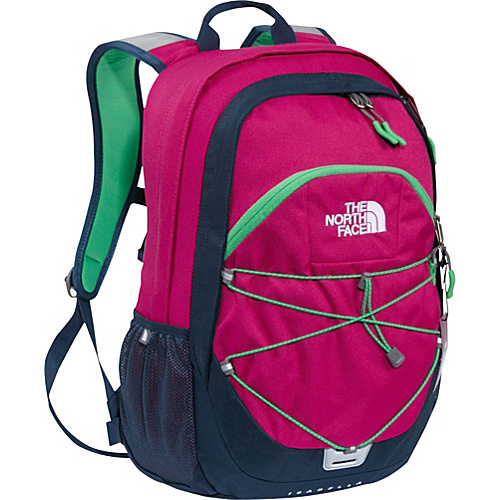 831c84a773 The North Face Women s Isabella Fuchsia Pink kodiak Blue – The North Face  School   Day Hiking Backpacks