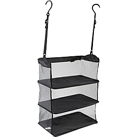 Packable Shelves Black