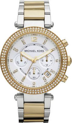 Michael Kors Watches Parker - Two-Tone